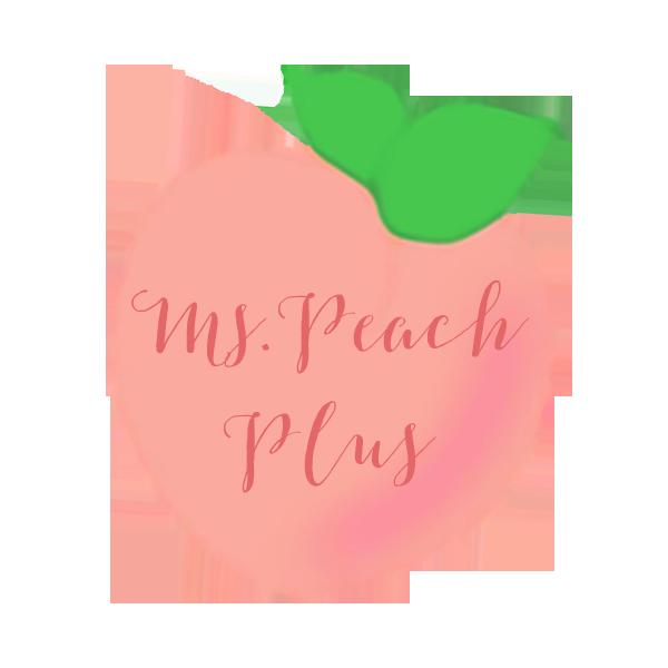 MsPeachPlus Signature Peach